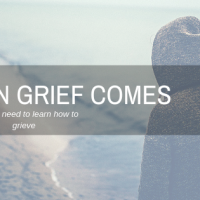 Why grieving matters: How our society embraces celebration but ignores grief.